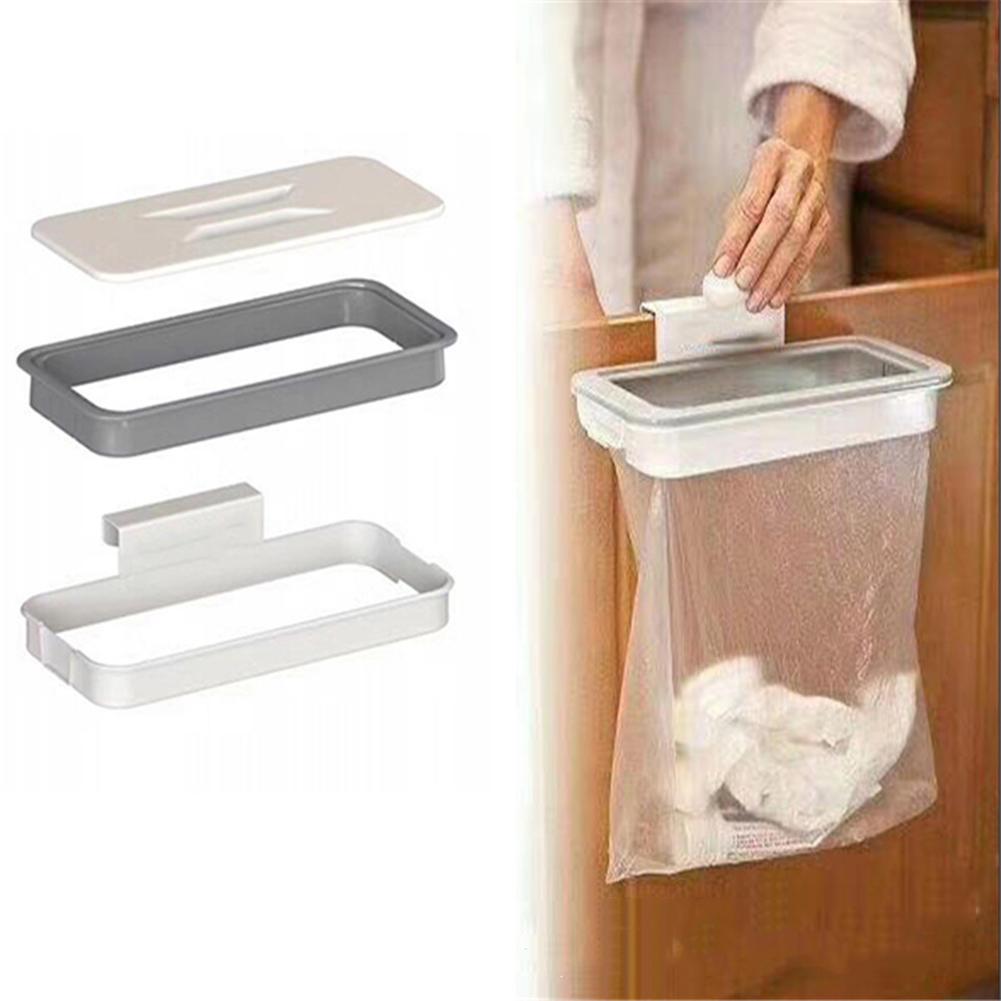 Befestigen Sie ein Papierkorb Aufhänger Küche Trash Bag Beutelhalter ...