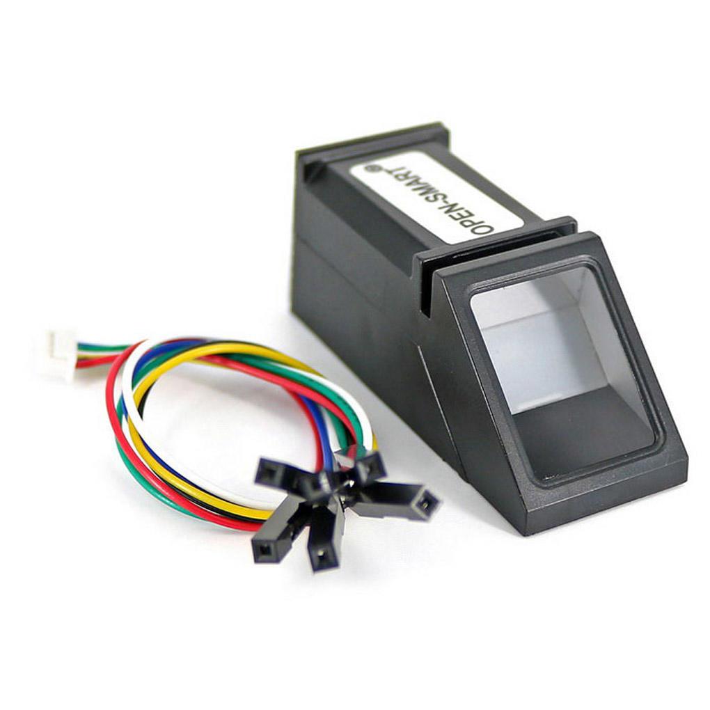 Optical UART Serial Fingerprint Recognition Sensor Module for ...