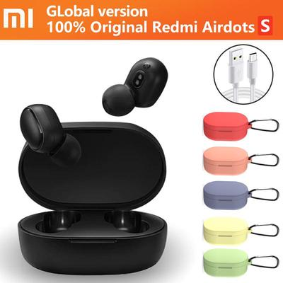 Silicone Case Protective Cover For Xiaomi Redmi Airdots Tws Bluetooth Earphone Youth Version Headset Buy At A Low Prices On Joom E Commerce Platform