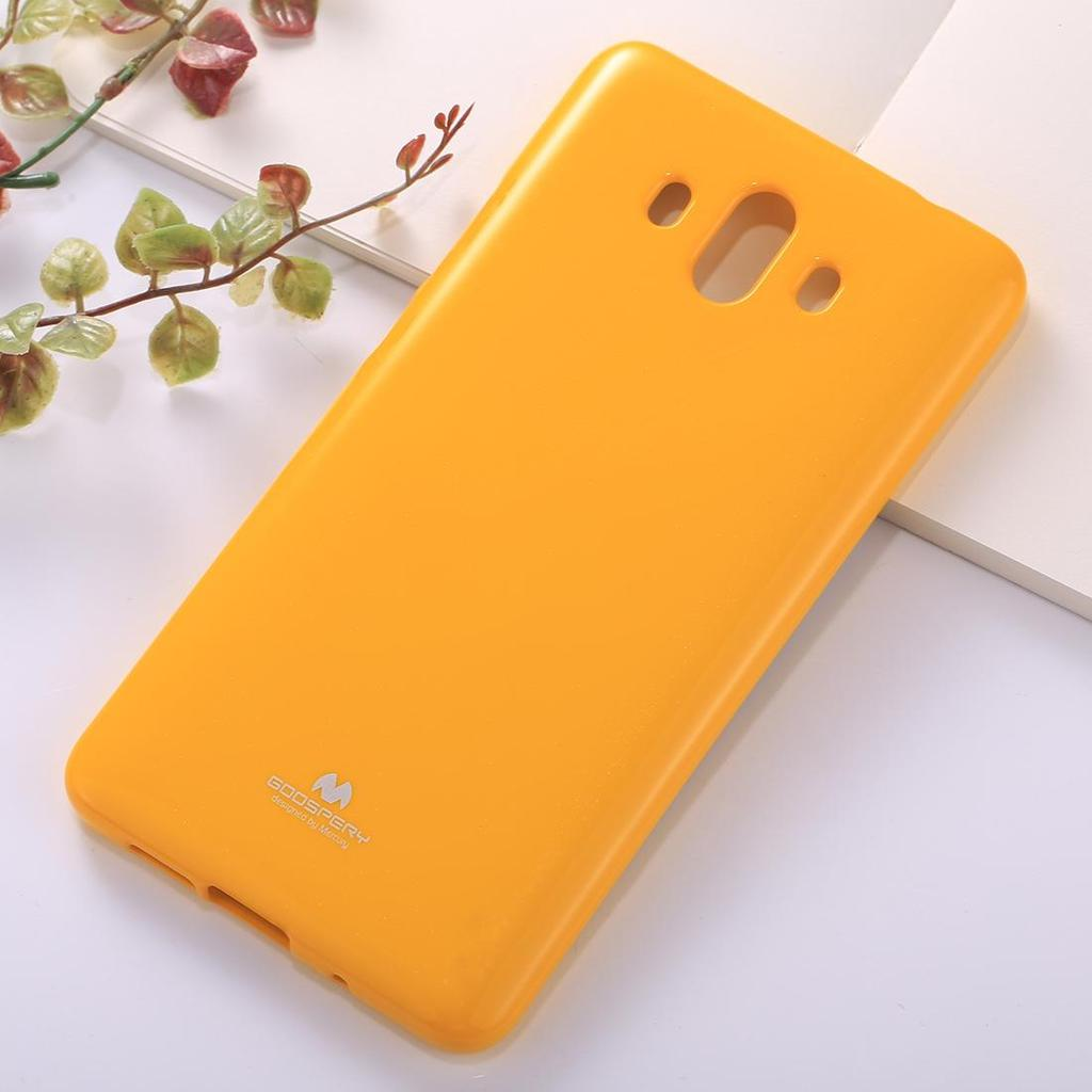 Goospery Mercury Pearl Jelly Huawei Mate 10 Tpu Soft Protective Back Iphone 8 Plus Case Yellow 1 Of 15