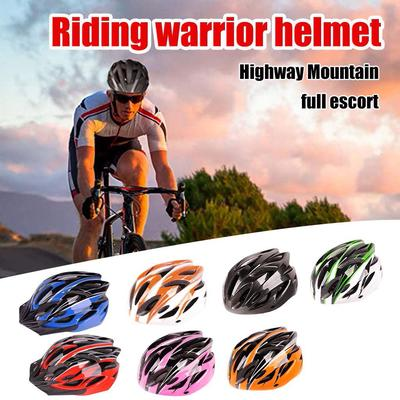 Unisex MTB BMX Bicycle Sport Safety Breathable Helmet Road Cycling Mountain Bike