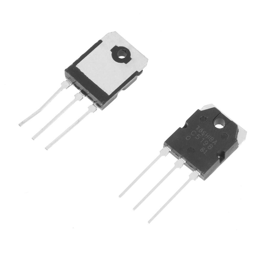 Pair A1941 C5198 10a 200v Power Amplifier Silicon Transistor Buy 2sc5200 And 2sa1943 High Fidelity 2 Of 5