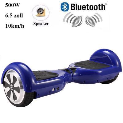 6.5 E-Balance Scooter Elektroroller Elektro Board Skateboard Hover Wheel Tasche