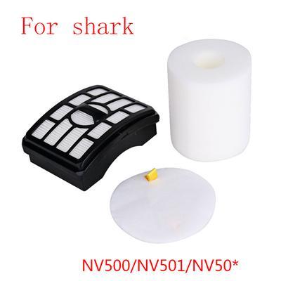 Foam Felt Filter Kit For Shark Rotator Pro Lift-Away NV500 NV501 Vacuum Cleaners