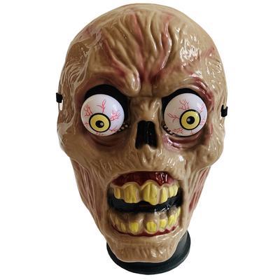Zombie Latex Effrayant Masque Walking Halloween Fancy Dress Costume UK Tête Complète