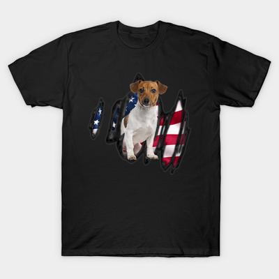 Cowboy Lab | Jack russell, Jack russell terrier, Dog tshirt