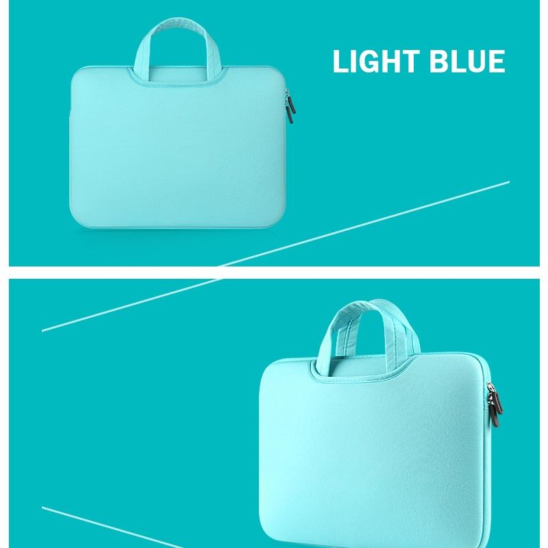 Laptop Sleeve Case Love Heart Pattern 15 15.6 Inch Briefcase Cover Protective Notebook Laptop Bag