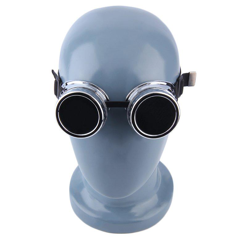 690d71f9f5f26 U-kiss Cyber Goggles Steampunk Glasses Vintage Welding Punk Gothic Victorian  TC-buy at a low prices on Joom e-commerce platform