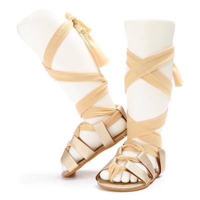 🔥Buy infant gladiator sandals at