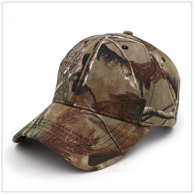 d678059db94 2019 New Camouflage Baseball Cap Men s Outdoor Hunting Camouflage Jungle Cap