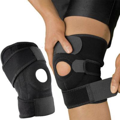Knee Brace Sleeve Support Neoprene Patella Belt Adjustable Strap