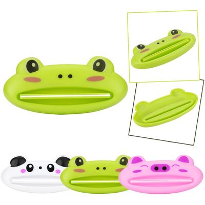Animal Easy Toothpaste Dispenser Tooth Paste Squeezer Toothpaste Rolling Holder