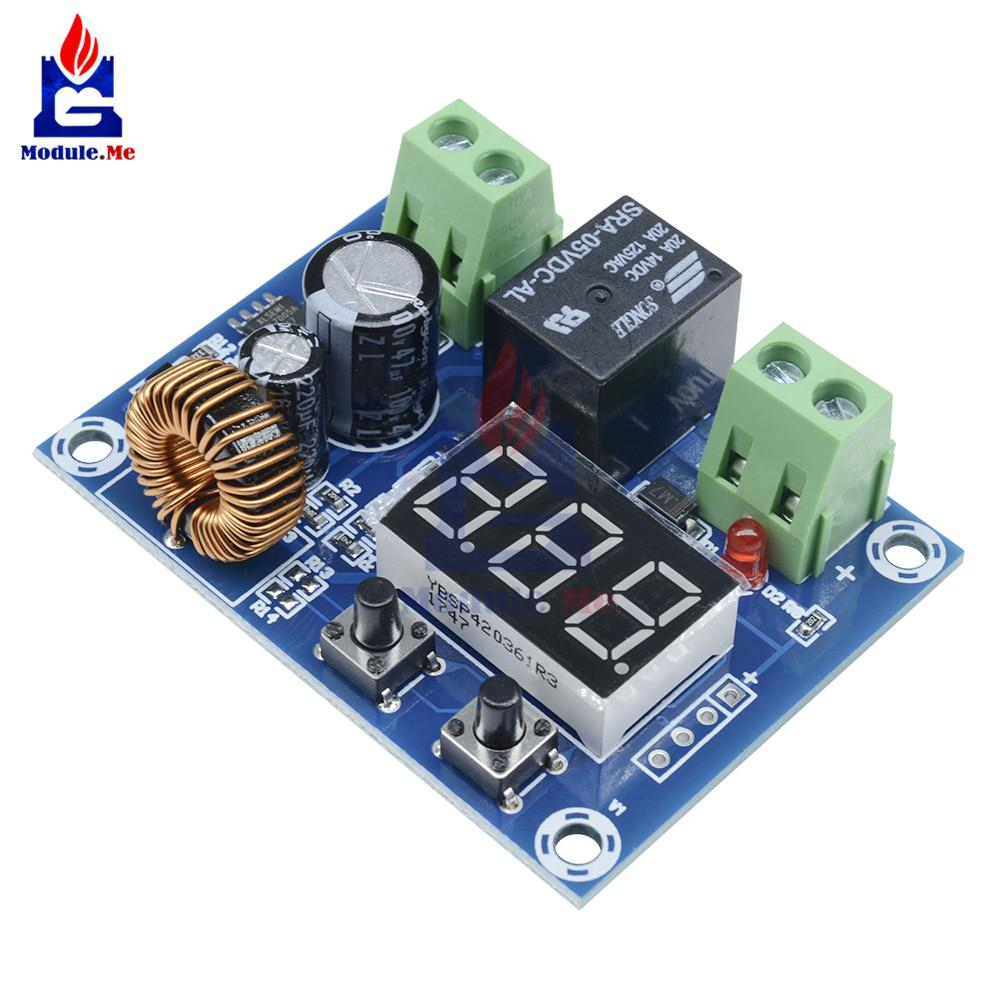 XH M609 DC12-36V Battery Low Voltage Disconnect Protection Module Output