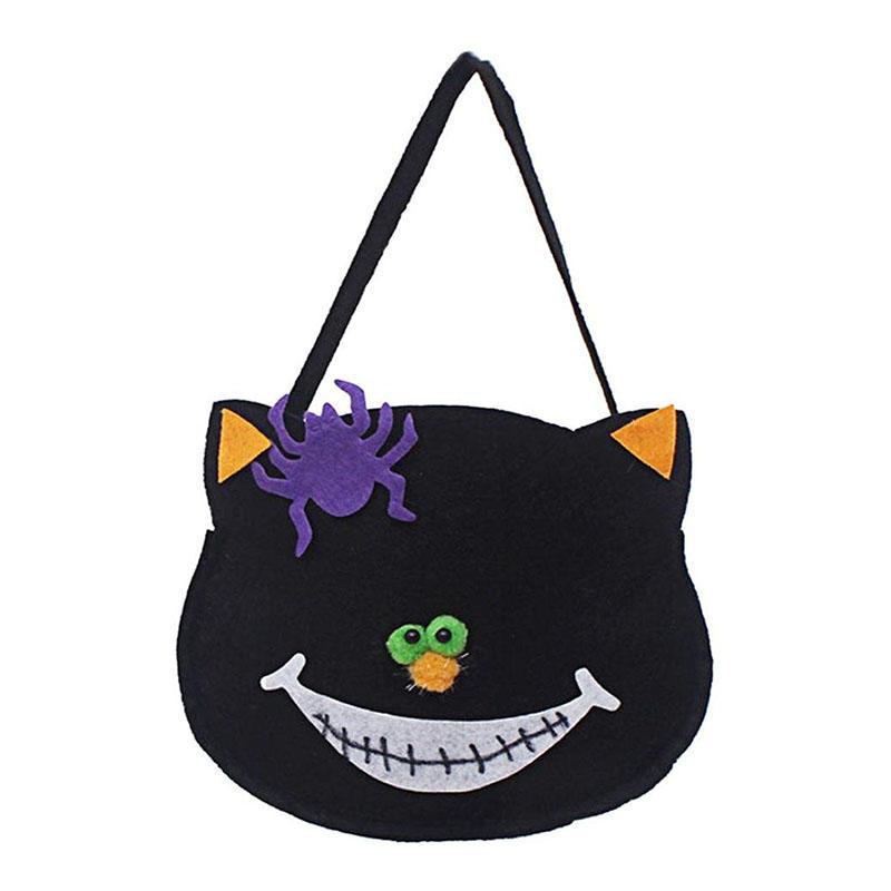 Moda de decoración de Halloween Candy bolsa merienda paquete niños ...