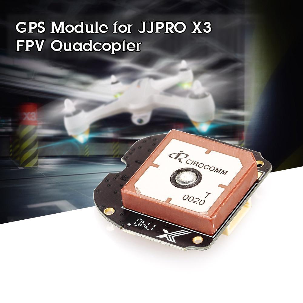 Jjrc Jjpro Gps Module Suitable For X3 B1 Ex1 Fpv Rc Quadcopter Buy Beranda Yuneec Modul Circuit Board Typhoon H 2 Of 9