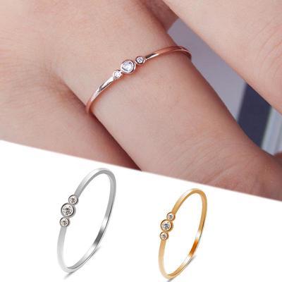 d/'engagement la mode charme don lettre bague des bijoux ouvert femmes hommes