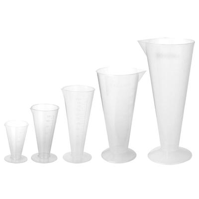 100ml Plastic Measuring Jug Cup Graduated Surface Cooking Bakery
