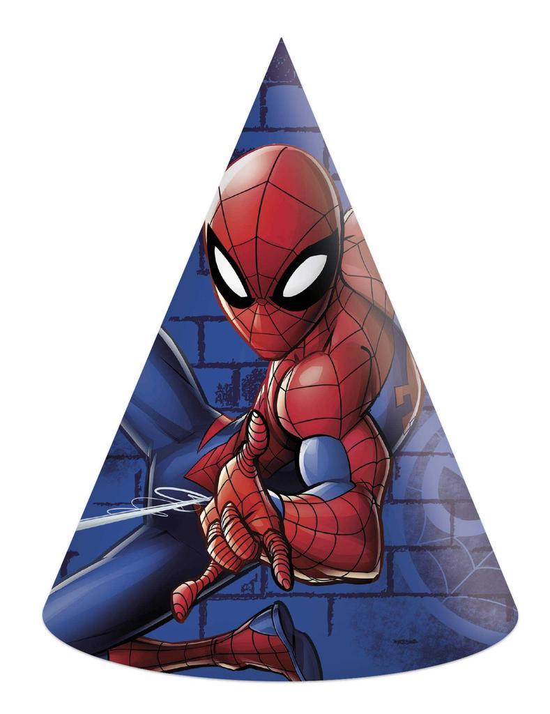 5PR89456 Cone Spiderman Team UP Procos Multicolore,