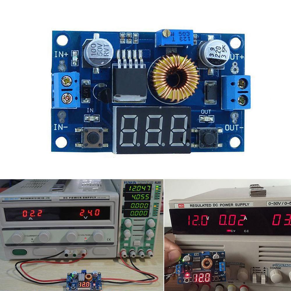 DC-DC Buck Step Down Voltage Regulator Module 3v 5v 12v 19V 5A Adjustable