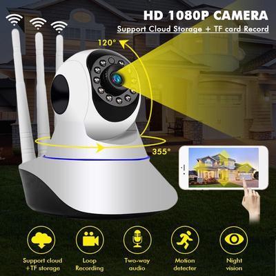 Digoo IR Night Vision Motion Detection Smart WiFi IP Camera Baby Monitor APP USA