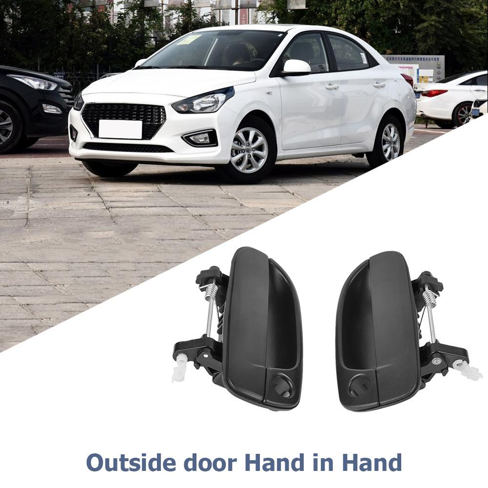 Exterior Door Handle Front Right 8266025000 For 2000 2006 Hyundai Verna Accent