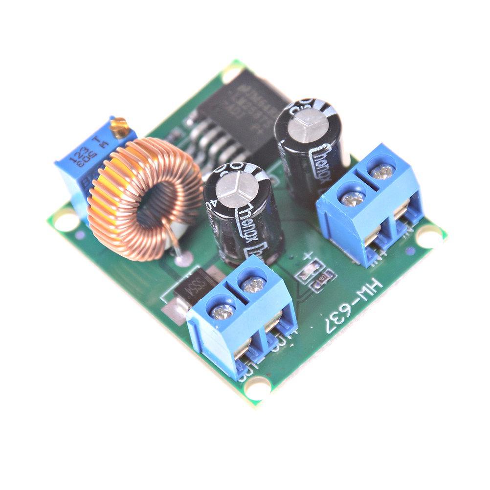 DC-DC Adjustable Power Module Step Up Boost Converter 3V-35V to 4V-40V