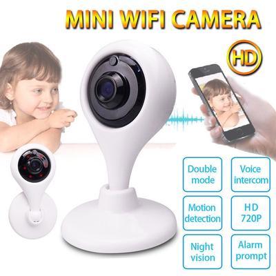 SV3C B02W - 720P H 264 WiFi IP Camera 1 0 Megapixel 3 6MM