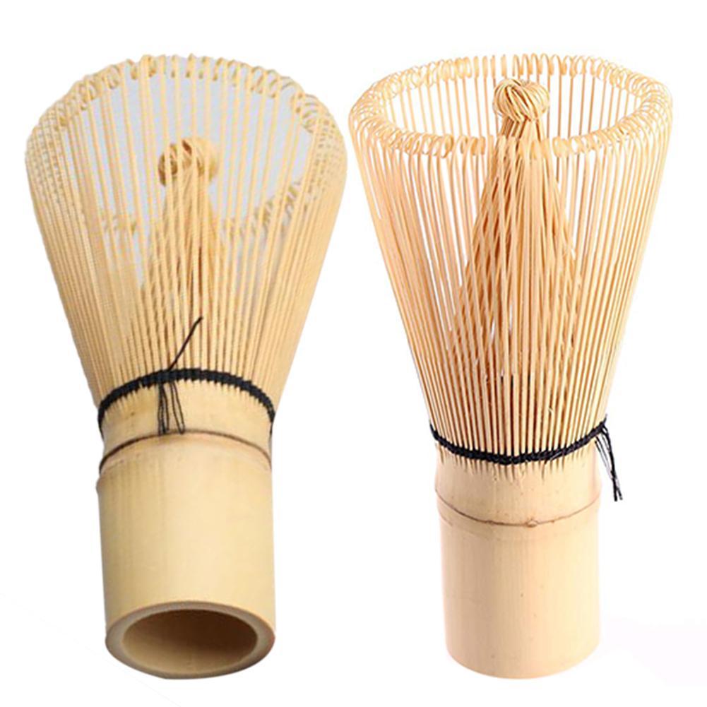B Bamboo Japanese Style Powder Whisk Green Tea Preparing Matcha Brush