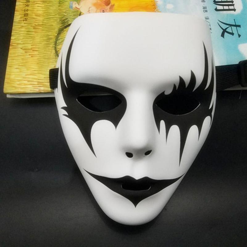 1Pcs Unisex Jabbawockeez Mask Masquerade Party Ghost Dance Fancy Dress Accessory