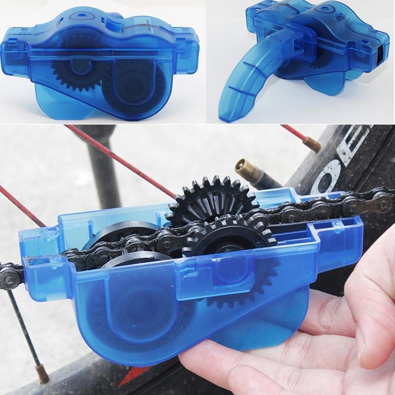 Fahrrad Kette Reinigen : fahrrad kette waschmaschine wartung fahrradkette reinigen farbe blau g nstig im onlineshop ~ Watch28wear.com Haus und Dekorationen