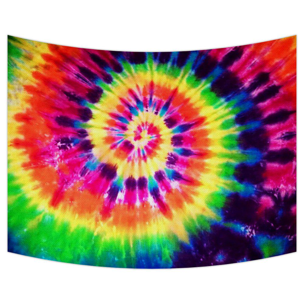 Colorful Tie Dye Tapestry