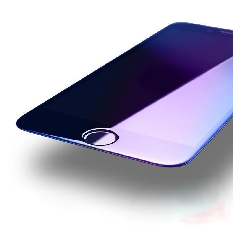 3D Полное покрытие Blue Ray Закаленный стеклянный экран протектор для iPhone 6/6 Плюс, 6s/6s Плюс, 7/7 Плюс, 8/8 Плюс Модели: Iphone8 плюс