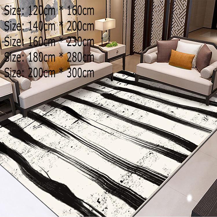 Creative Art Geometric Carpet For