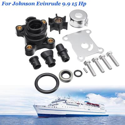 Maijiabao Carb Repair Kit Johnson/Evinrude Carburetor 396701 20/25