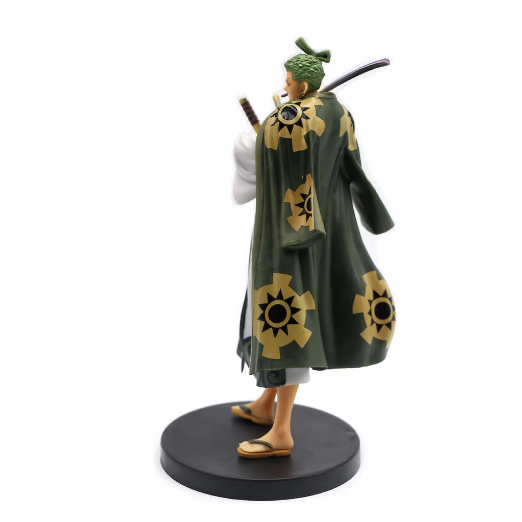 Anime One Piece Monkey D Luffy Childhood Statue Model Toy Gift