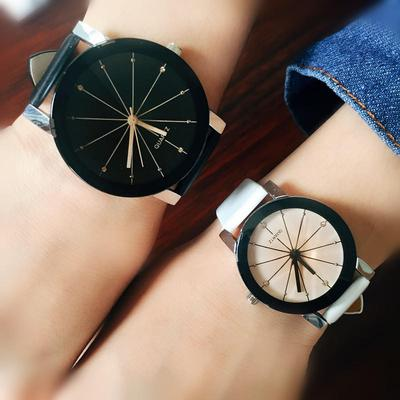 Luxury Brand Men Women Fashion Quartz Sport Watch Clock Relogio Masculino Feminino Round Case