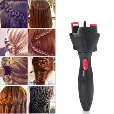Automatic Hair Curler Hair Curling Styling Knotter Electric Braid