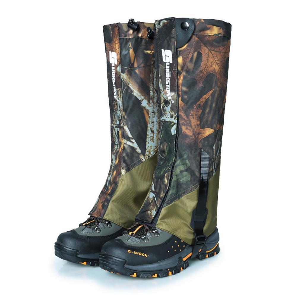 Waterproof Leg Cover Sleeve Ultra-light Outdoor Camping Hiking Ski Boot Shoe@I