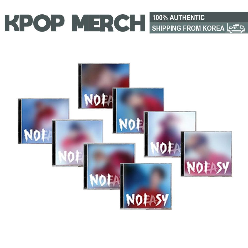 Stray Kids - 2-й полный альбом [NOEASY] Jewel Case Ver. – купить по низким ценам в интернет-магазине Joom