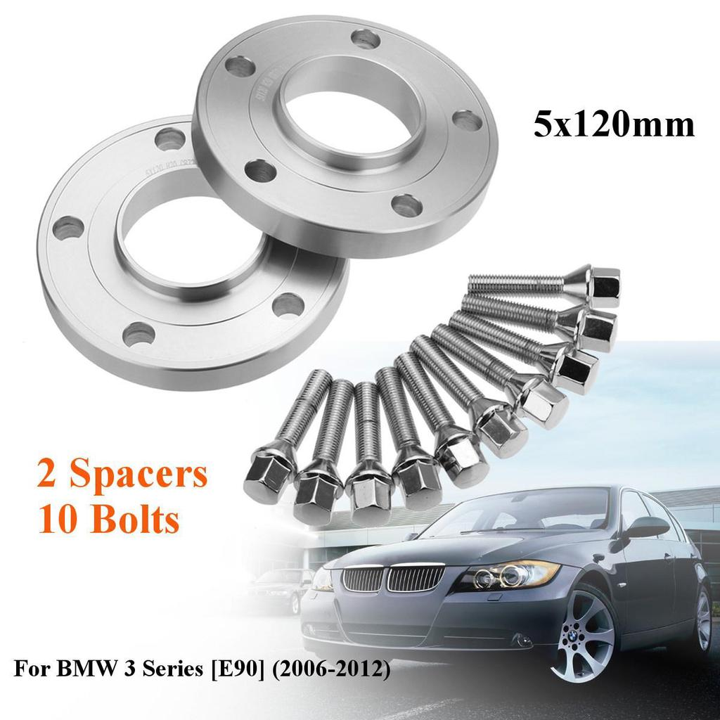 5x120mm Wheel Spacer Hubcentric Kit W Blot Alloy For Bmw 3 Series E90 2006 2012 Buy At A Low Prices On Joom E Commerce Platform