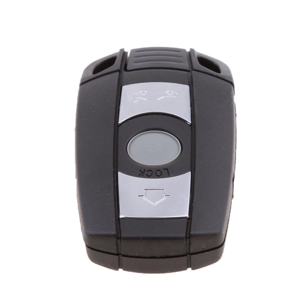 MagiDeal Smart Remote Control Car Key Fob 315MHz for BMW 1 3 5 6 7 Series X5 X6 Z4