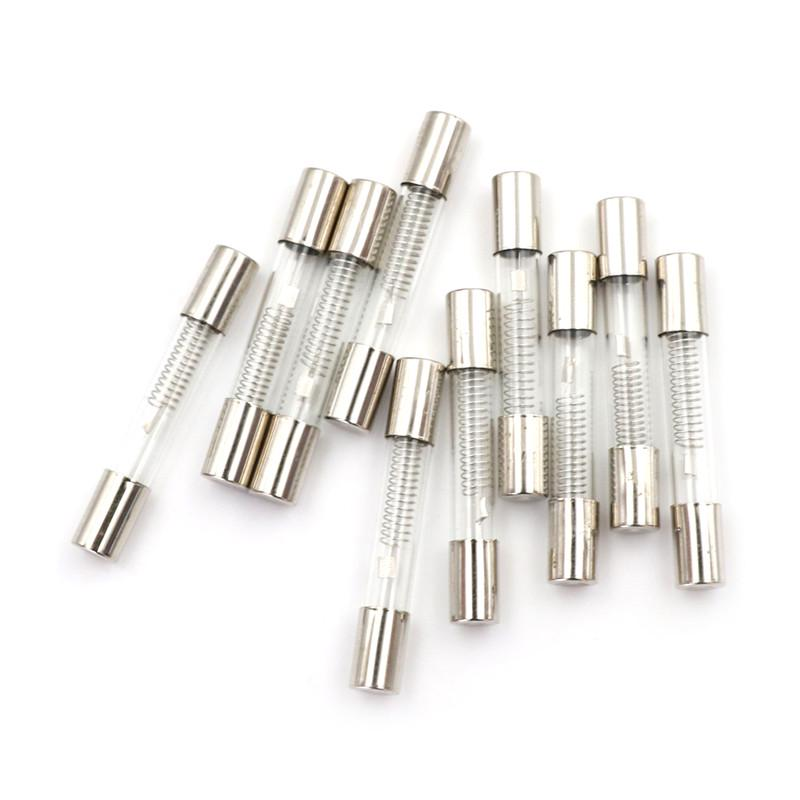 Replacement 5KV 0.75A 750mA Fuse Tubes 5 Pcs for Microwave Oven