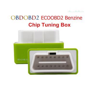 Universal OBD2 Eco OBD2 Economy Fuel Saver Tuning Box Chip For Petrol Gas Green