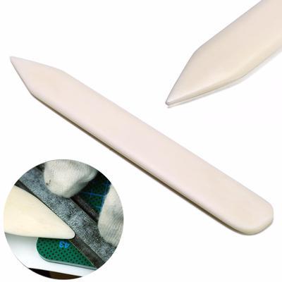 2PCS White Bone Folder Paper Creaser Tools Scoring Folding Creasing Edges DIY