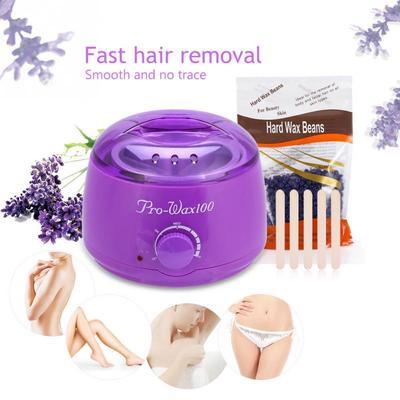 Hair Removal Hot Paraffin Wax Pot Warmer Heater Salon Spa