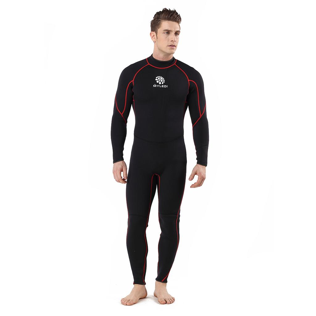 c9f446a276 3Mm One Piece Diving Suits Waterproof Suit Wetsuit Surfing Suit (My029  S)-buy at a low prices on Joom e-commerce platform