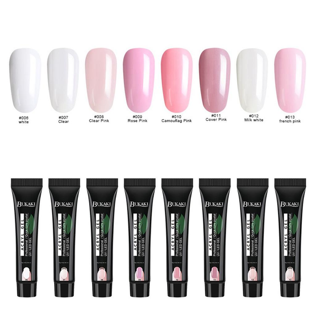Bukaki Nail Art Tips Long Lasting Nail Extending Gel Lacquer Jelly Uv Gel Hik Buy At A Low Prices On Joom E Commerce Platform עם רשימה ענקית bukaki gel nail polish. joom