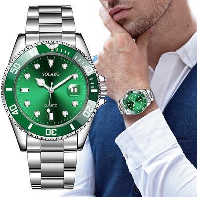 Men's Watch Fashion Business Electronic Watch