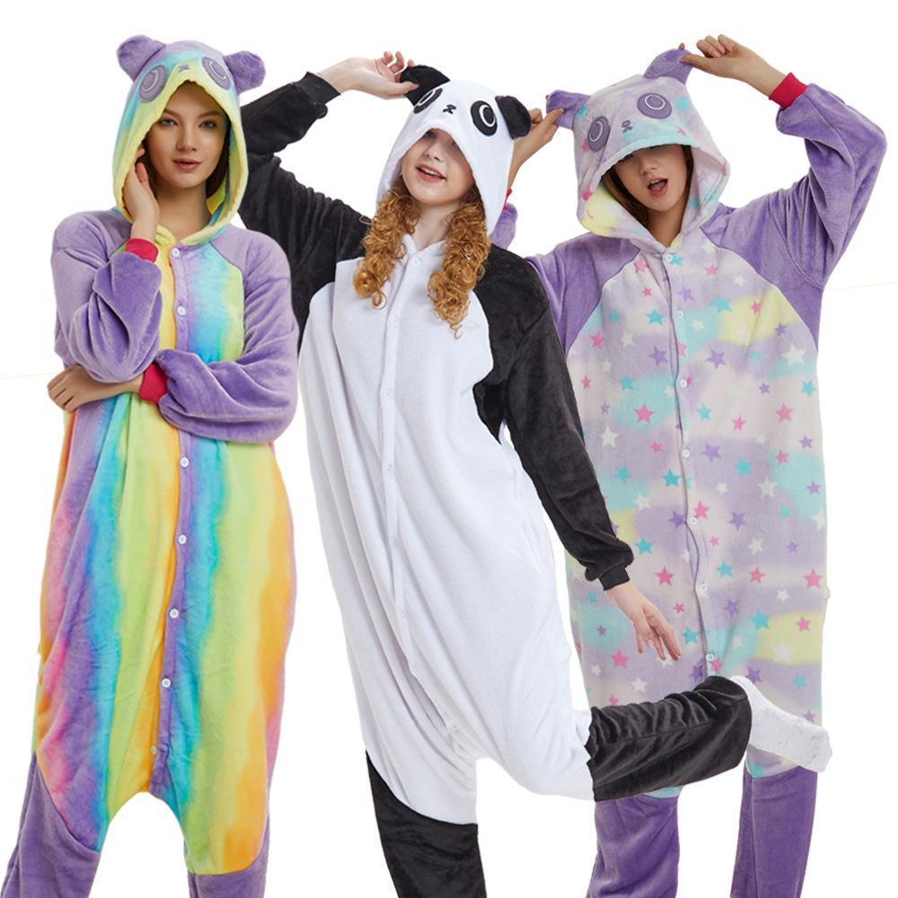 Adult Unisex Animal Onesie78 Anime Cosplay Pyjama Kigurumi Fancy Dress Pajamas