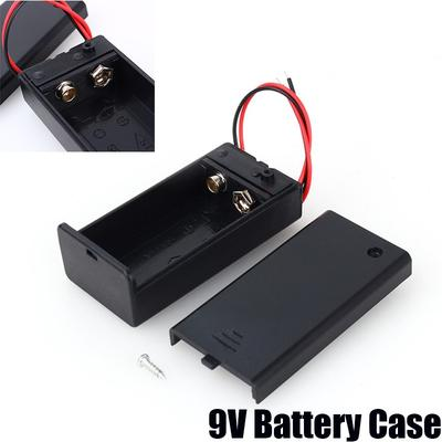 AAA to AA Battery Cover Converter Box Adaptor Adapters Case Shell 7th to 5th US